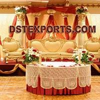 Asian Wedding Elegent Furniture
