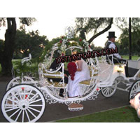 Cinderela Wedding Carriage