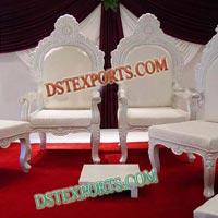 Indian Mandap Furniture Set