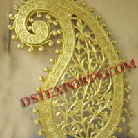 Indian Wedding Stage Carry Decoration