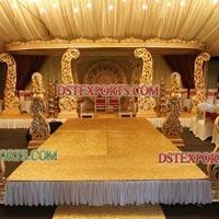 Latest Wooden Wedding Mandaps