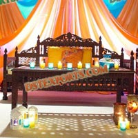 Muslim Mehandi Stage Furniture