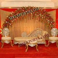 New Walima Stage Furnitures