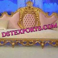 Royal Asian Wedding Sofa