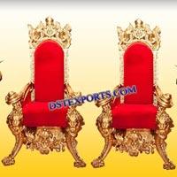 Royal Wedding Chairs