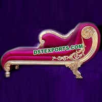 Stylish Wedding Love Seater