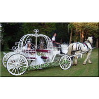 Wedding Cinderella Carriage