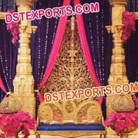 Wedding Devdas Stage
