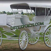 Wedding Victoria Carriage