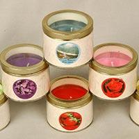 Aroma Tin Candles
