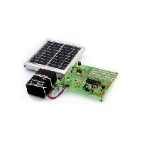 Solar Street Light Controller Car