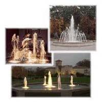 Antique Fountain