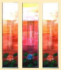Lotus Jyoti Paintings-Code No.358