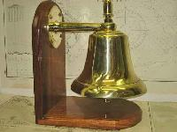 Bookend Brass Bell
