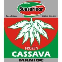 Frozen Cassava - Tapioca