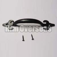 Black Iron Fdl Door Handle