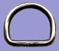 Stainless Steel D-Rings