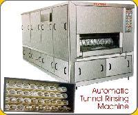 automatic Tunnel rinsing machine