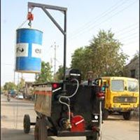 Mechanical Bitumen Sprayer