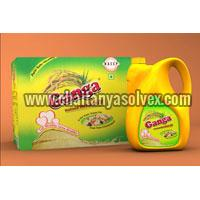 Ganga Refined Rice Bran Oil - Chaitanya Solvex Private Limited