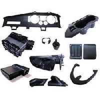 automotive plastic moulded components
