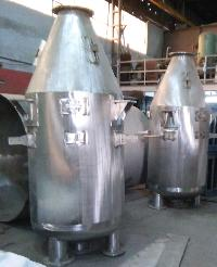 Ss Vessel Fabrication Service