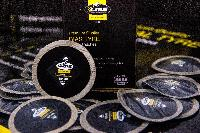 Bias Black Ply Tyre Repair Patches