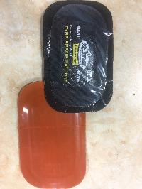 Radial Truck Tire repair Patch with orange color poly