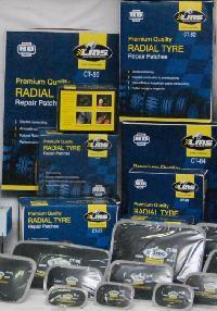 tyre repair patch