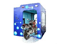 Automatic Bike Washing Machine