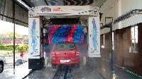 Automatic Car Wash Machine - Sparsh 1.0