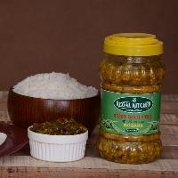 Green Chilli Pickle  Rozana