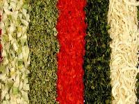 Dehydrated Vegetables