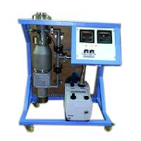 Air Cooled High Vacuum System