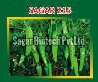 Sagar-215 Hybrid Green Chilli Seeds