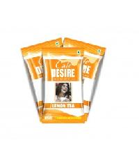 Cafe Desire Instant Lemon Tea Premix, 20 x 15 gms