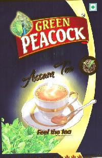 Green Peacock Heritage Assam Tea
