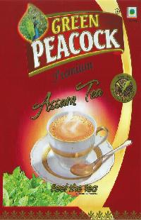 Green Peacock Premium Assam Tea