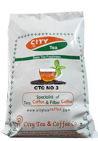 City Plain Tea
