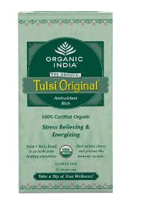 Organic India Tea