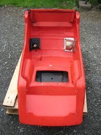 Tractor Bonnet