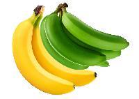 Banana & Green Plantain