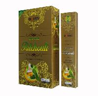 Golden Patchouli Incense Sticks