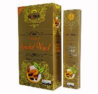 Golden Sandalwood Incense Sticks
