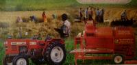 Paddy Multicrop Threshers Tractor Driven