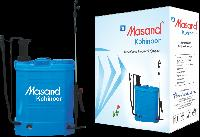 Masand Kohinoor Hand Cum Battery Operated Knapsack Sprayer