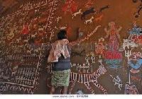 Bastar Painting