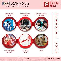 Capital First Personal Loan Through Loanmoney