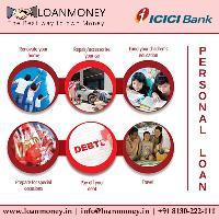 ICICI Bank Personal Loan through LoanMoney