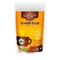 Ginger Tulsi Tea